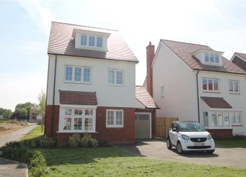 Thumbnail 4 bed detached house to rent in Hazelwood Close, Tonbridge