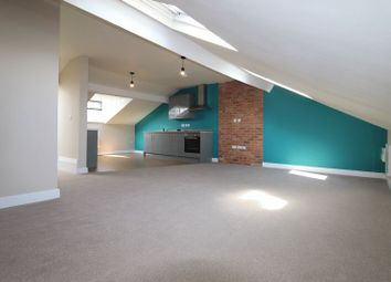 Thumbnail 1 bed flat to rent in The Penthouse Studio Apartment, Alma Square, Scarborough