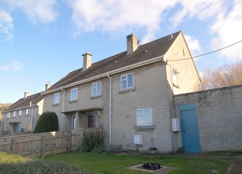 Thumbnail 2 bed semi-detached house for sale in Hazelbury Hill, Box, Corsham, Wiltshire