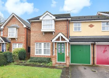 Thumbnail 3 bed end terrace house for sale in Verbena Close, Wokingham, Berkshire