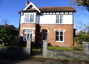 Thumbnail 5 bed detached house for sale in Frolesworth Road, Broughton Astley, Leicester, Leicestershire
