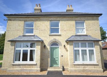 Thumbnail 4 bed detached house to rent in Lynn Road, Chettisham, Ely