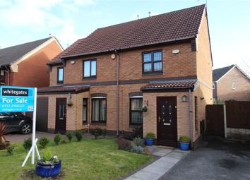 Thumbnail 2 bed semi-detached house for sale in Abbotsbury Way, Liverpool, Merseyside