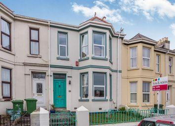 Thumbnail 4 bed terraced house for sale in Wolseley Road, Plymouth