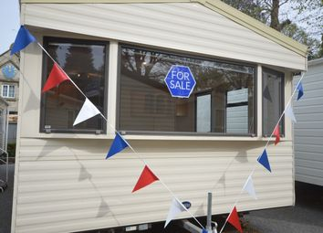 Thumbnail 3 bed mobile/park home for sale in Ivyhouse Lane, Hastings