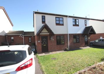 Thumbnail 3 bed terraced house for sale in Grahamstown Road, Sedbury, Chepstow