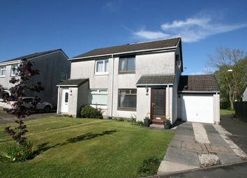 Thumbnail 2 bed semi-detached house for sale in Glenmore, Whitburn, Bathgate