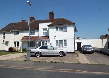 Thumbnail 5 bed semi-detached house for sale in Lime Grove, Bilston, Wolverhampton, West Midlands
