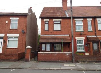 Thumbnail 2 bed end terrace house for sale in Woodshires Road, Longford, Coventry, West Midlands
