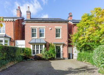 Thumbnail 4 bed detached house for sale in Greenfield Road, Harborne, Birmingham
