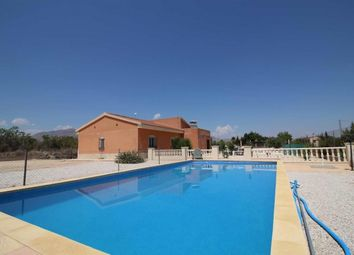 Thumbnail 4 bed country house for sale in Albatera, Albatera, Alicante, Valencia, Spain