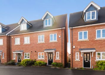 Thumbnail 3 bed semi-detached house for sale in Meyers Close, Slough