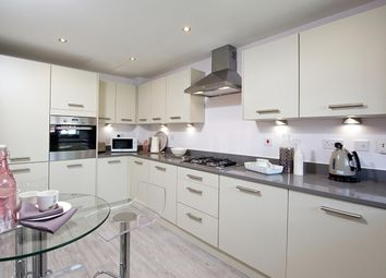 "Thumbnail 4 bed terraced house for sale in ""Oakham"" at Hunts Cross Shopping Park, Speke Hall Road, Liverpool"