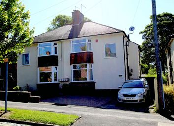 Thumbnail 3 bed semi-detached house to rent in The Avenue, Hartshill, Stoke-On-Trent