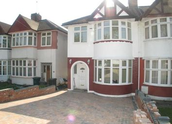 3 bed semi-detached house to rent in Hampden Way, London N14