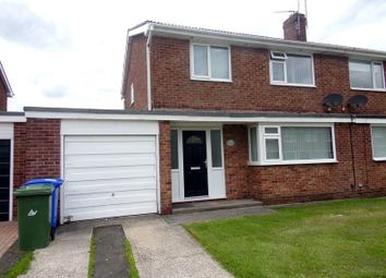 3 bed semi-detached house to rent in Ingram Drive, Blyth NE24