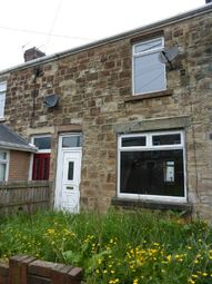 Thumbnail 2 bedroom terraced house to rent in Gill Street, Consett