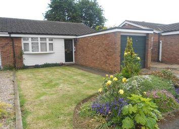 Thumbnail 2 bed bungalow for sale in Clovelly Way, Devon Park, Bedford