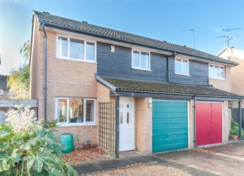 Thumbnail 3 bed semi-detached house for sale in Forresters Drive, Welwyn Garden City