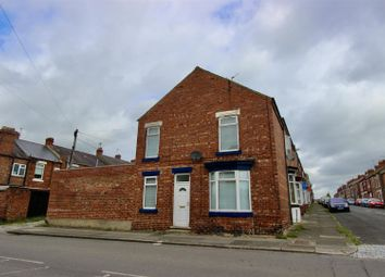 Thumbnail 2 bed end terrace house to rent in Willow Road East, Darlington