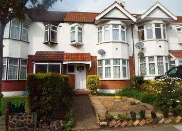 Thumbnail 4 bed terraced house for sale in Redbridge Lane East, Ilford