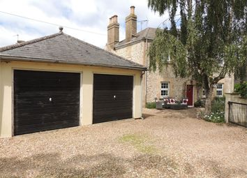 Thumbnail 4 bed detached house for sale in Old Feltwell Road, Methwold, Thetford