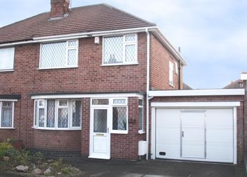 Thumbnail 3 bedroom semi-detached house to rent in Avebury Avenue, Leicester
