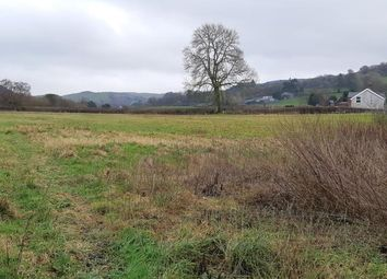 Thumbnail Land for sale in Dolau, Llandrindod Wells