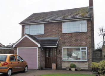 Thumbnail 3 bed detached house for sale in Hoon Road, Hatton, Derby