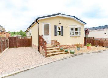 Thumbnail 2 bed bungalow for sale in Swinnel Brook Park, Off Grane Road, Haslingden, Rossendale
