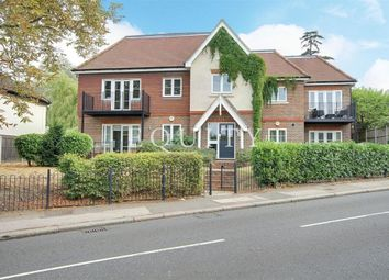 Thumbnail 3 bed flat for sale in Fairmead Lodge, Enfield