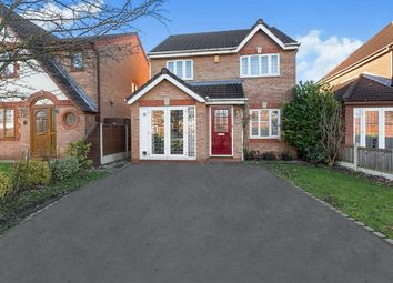 Thumbnail 3 bedroom detached house for sale in Hampshire Road, Walton-Le-Dale, Preston