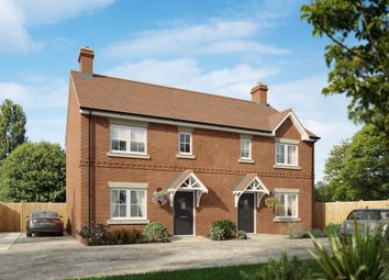 Thumbnail 3 bed semi-detached house for sale in Main Street, Clifton Campville, Tamworth