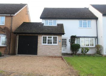 Thumbnail 4 bed semi-detached house to rent in Loxley Green, Wyton, Huntingdon