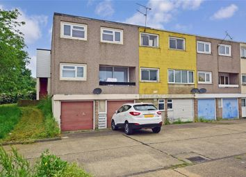 Thumbnail 3 bed town house for sale in Swanstead, Basildon, Essex