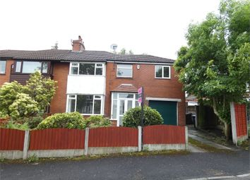 Thumbnail 4 bedroom semi-detached house to rent in Taunton Grove, Whitefield, Manchester