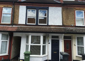 Thumbnail 3 bed terraced house to rent in Saint Saviours Crescent, Luton