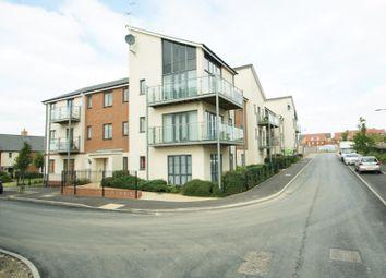 Thumbnail 2 bed flat for sale in John Coates Lane, Repton Park, Ashford, Kent