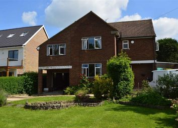 Thumbnail 4 bed detached house for sale in Middle Street, Nazeing, Essex