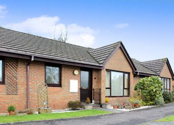 Thumbnail 2 bed bungalow for sale in Holmehill Court, Dunblane, Dunblane