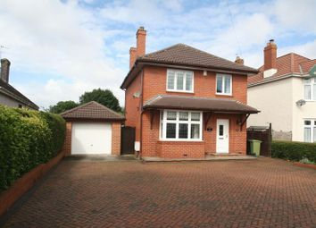 Thumbnail 3 bed detached house for sale in Wells Road, Whitchurch, Bristol