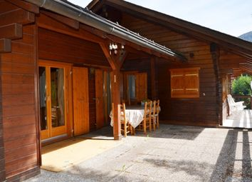 Thumbnail 5 bed chalet for sale in La Tzoumaz, 1918 Riddes, Switzerland