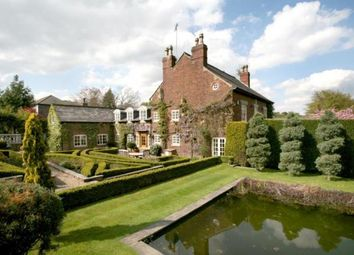 Thumbnail 7 bed property for sale in Macclesfield Road, Prestbury, Macclesfield, Cheshire