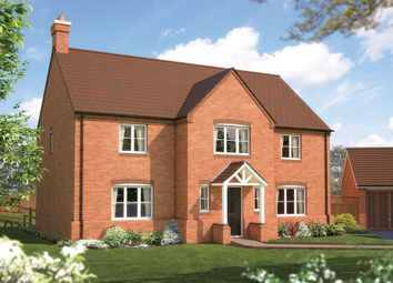 "Thumbnail 4 bed detached house for sale in ""The Malvern"" at Drake Street, Welland, Malvern"