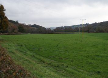 Thumbnail Land for sale in Cenarth, Newcastle Emlyn