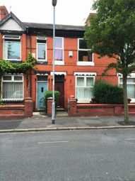 Thumbnail 3 bedroom terraced house to rent in Dorset Avenue, Fallowfield, Manchester