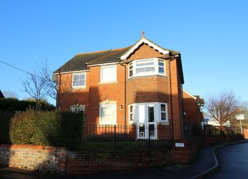 Thumbnail 2 bed flat for sale in Station Road, Lambourn, Hungerford
