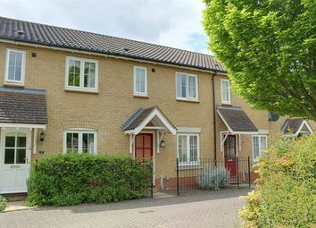 Thumbnail 2 bed terraced house to rent in Chervil Way, Great Cambourne, Cambourne, Cambridge