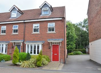 Thumbnail 3 bed property for sale in Astley Way, Ashby De La Zouch