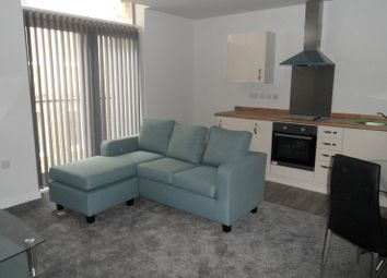 Thumbnail 1 bed flat to rent in Grattan Road, City Centre, Bradford